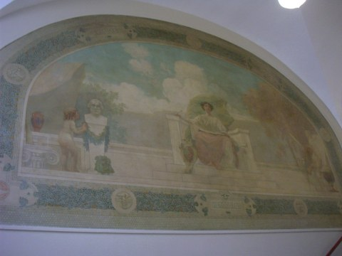 The murals of the Louisville Free Public Library